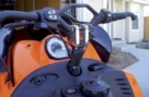 Angled Handlebar Risers