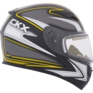 RR610 Full-Face Helmet, Winter