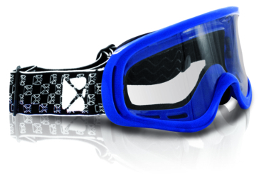 Goggles, Steel