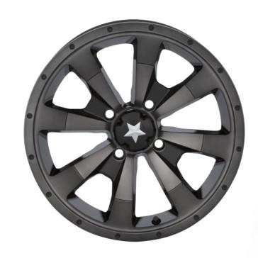 "M22 Enduro ""Dark Tint"", MSA Wheels"