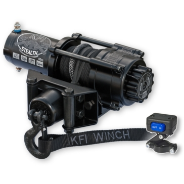 SE25 Stealth Winch