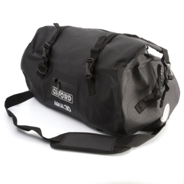 Aqua Rollbag Saddlebag