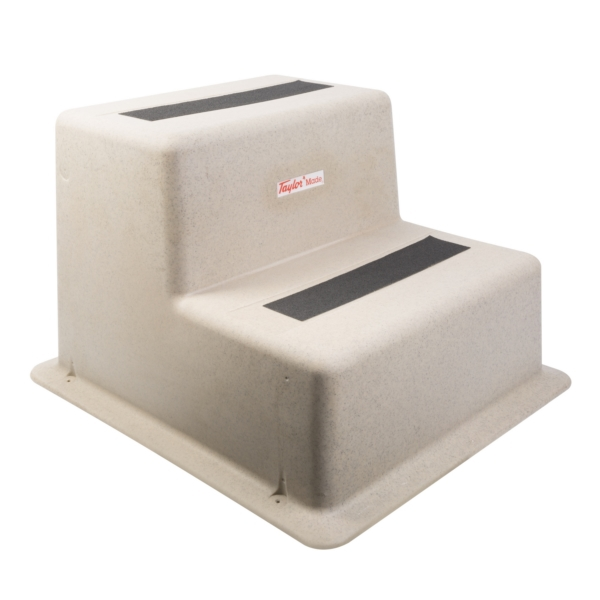STEPSAFE 2 DOCK STEPS SANDSTONE by:  TaylorMade Part No: 44200 - Canada - Canadian Dollars
