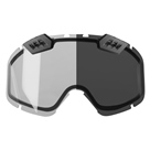 Photochromic 210° Tactical Goggles Lens, Winter