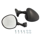 Bombardier Panel Mount Mirror Kit