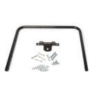 Rear Bumper with Sleigh Hitch for Arctic Cat