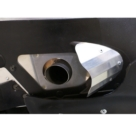Aluminum Exhaust Outlet Deflector