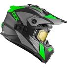 Titan Air Flow Off-Road Modular Helmet, Winter