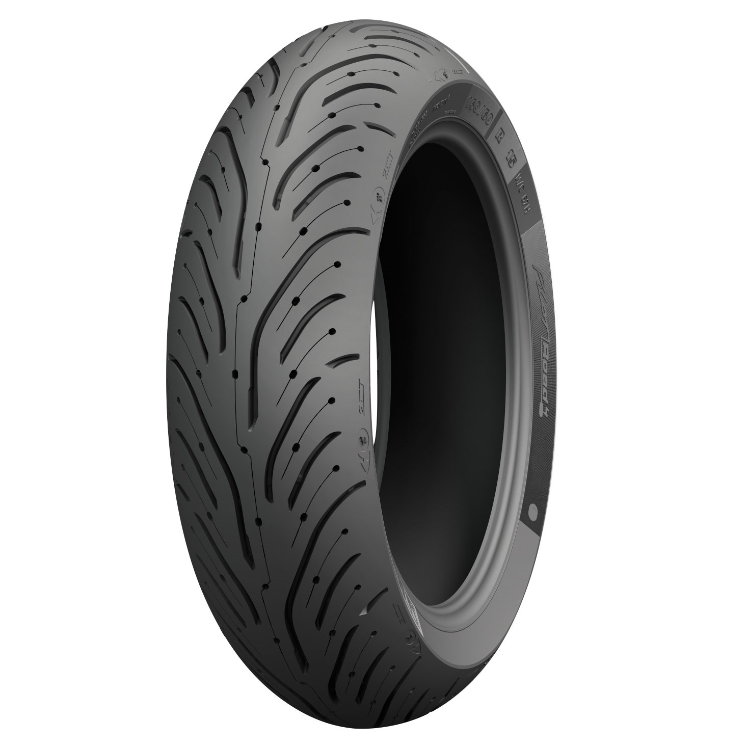 Michelin Pilot Road 4 Rear 190//55ZR17 75W