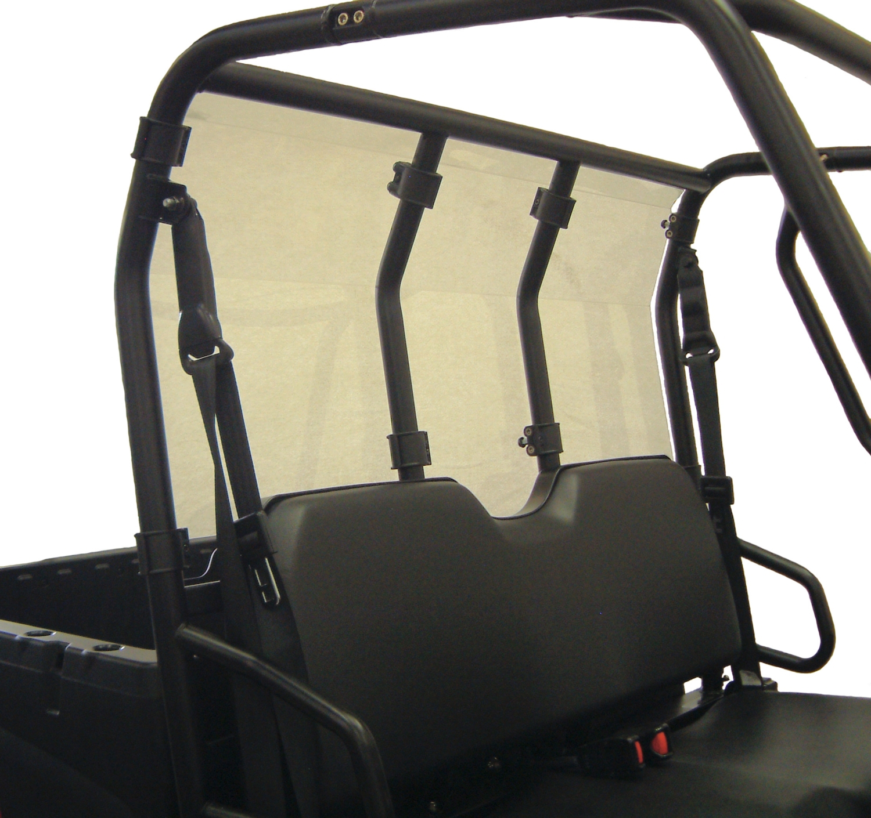Hard Windshield Polaris Ranger 400 EV 500 570 Crew Rear Window Midsize 2010-2014