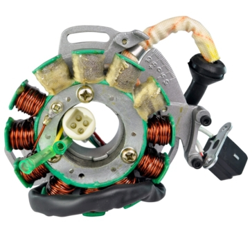 Atv electrical parts and components kimpex usa for Yamaha rhino alternator