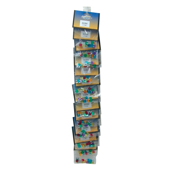 MINI FUSE HANDY STRIPS 144PCS by:  Transit Part No: KS-303M - Canada - Canadian Dollars