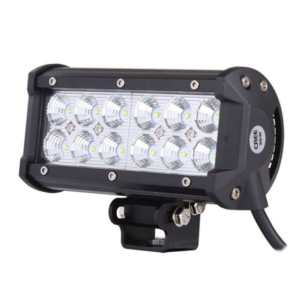 LED LIGHT BAR DEFCON 6.5 IN by:  QuakeLed Part No: QUD36W102S - Canada - Canadian Dollars