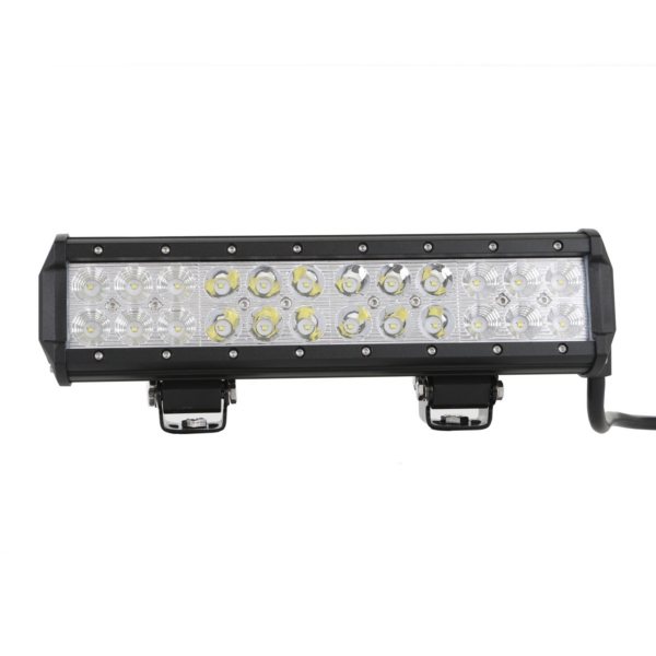 LED LIGHT BAR DEFCON 12 IN by:  QuakeLed Part No: QUD72W102C - Canada - Canadian Dollars