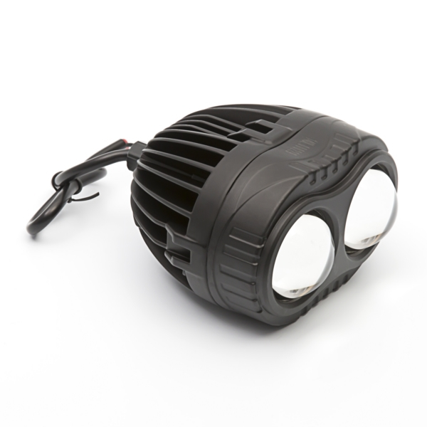 LED FOG LIGHT AFTERSHOCK SPOT 4 IN by:  QuakeLed Part No: QAF12-OBS - Canada - Canadian Dollars