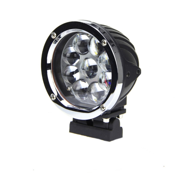 LED FOG LIGHT MAGNITUDE SPOT 5.5 IN by:  QuakeLed Part No: QMA04-RSS - Canada - Canadian Dollars