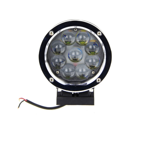 LED FOG LIGHT MAGNITUDE FLOOD 5.5 IN by:  QuakeLed Part No: QMA04-RSF - Canada - Canadian Dollars