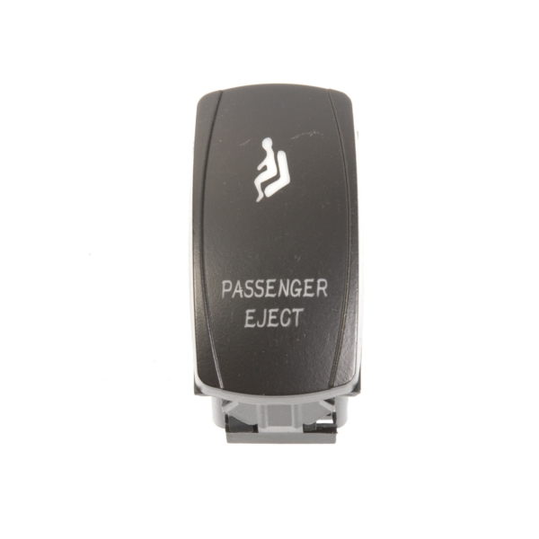 ROCKER SWITCH PASSENGER EJECT AMB by:  QuakeLed Part No: QRS-PE-A - Canada - Canadian Dollars