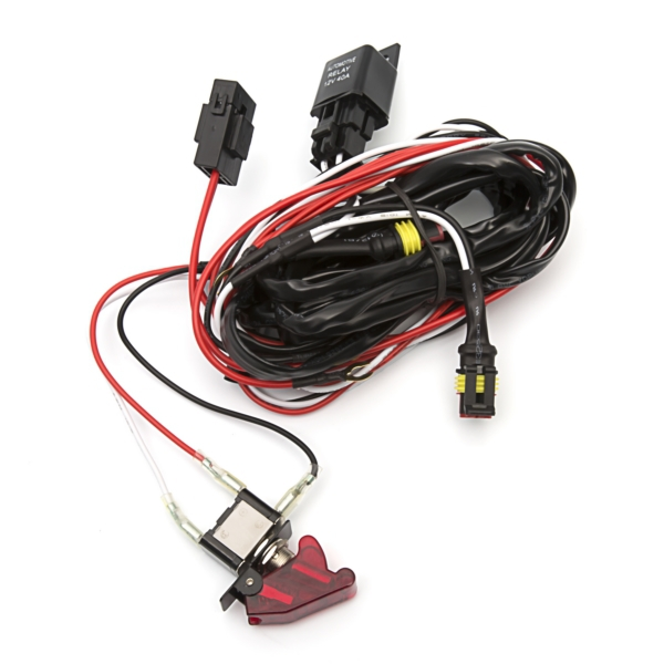 UNIVERSAL WIRING HARNESS by:  QuakeLed Part No: QUWIRE - Canada - Canadian Dollars