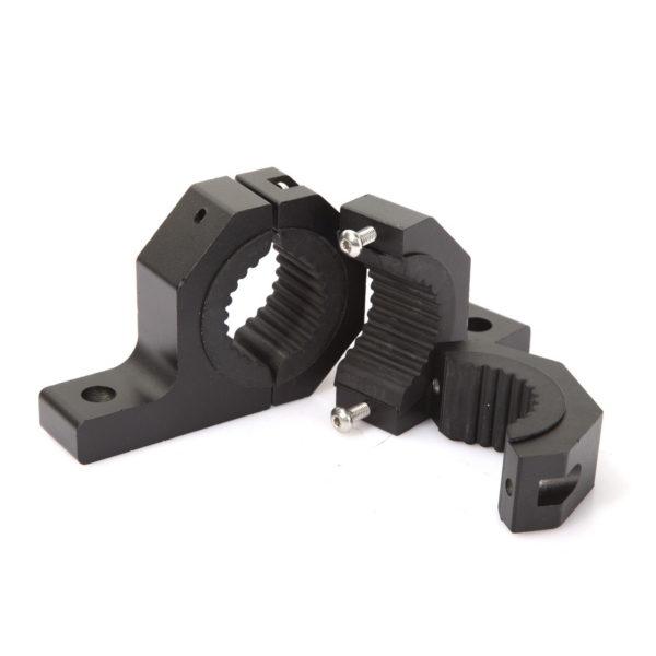 BAR CLAMP 2 IN BK PAIR by:  QuakeLed Part No: QU2-BC - Canada - Canadian Dollars