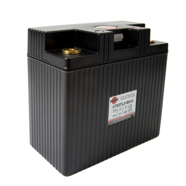 LFX27L3-BS12 SHORAI BATTERY by:  Shorai Part No: LFX27L3-BS12 - Canada - Canadian Dollars