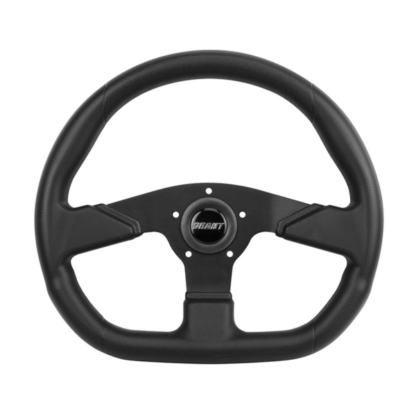 STEERING WHEEL UTV RACE BK by:  Grant Part No: 689 - Canada - Canadian Dollars