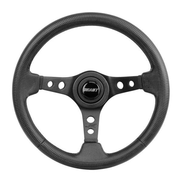 STEERING WHEEL UTV RACE BK by:  Grant Part No: 691 - Canada - Canadian Dollars