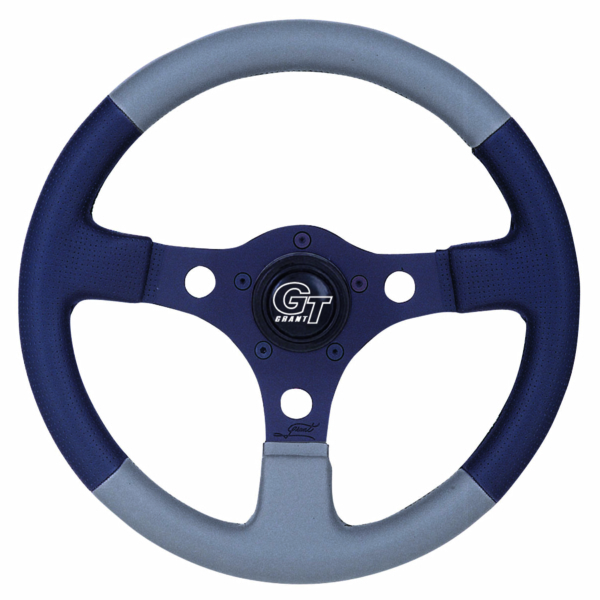 STEERING WHEEL UTV STD BK/GR by:  Grant Part No: 1145-14 - Canada - Canadian Dollars