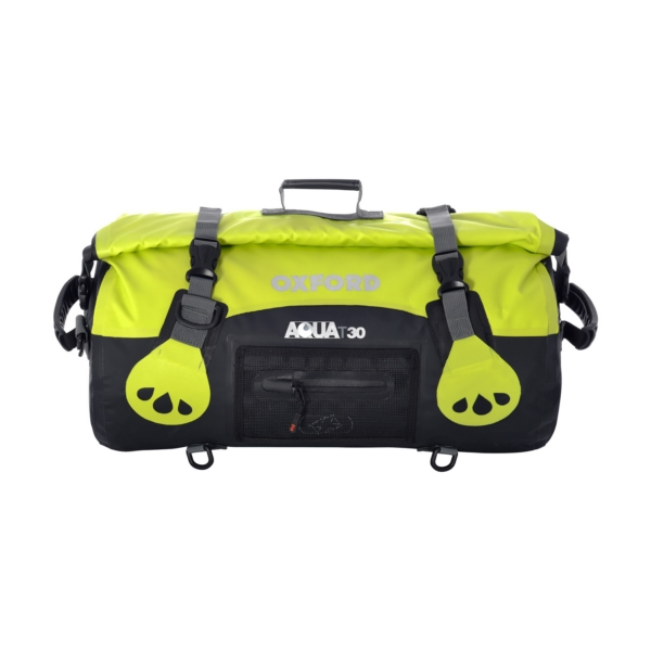 ROLL BAG AQUA T30 BK/HVS by:  OxfordProducts Part No: OL980 - Canada - Canadian Dollars