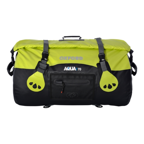 ROLL BAG AQUA T70 BK/HVS by:  OxfordProducts Part No: OL982 - Canada - Canadian Dollars