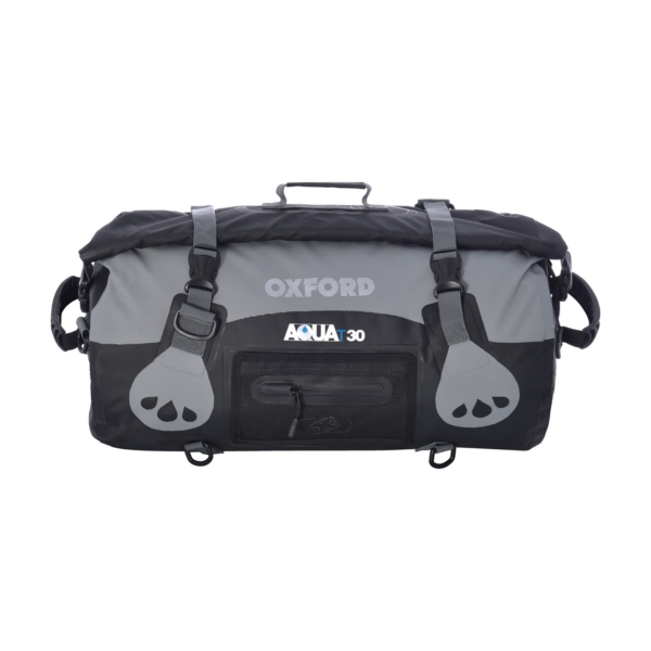 ROLL BAG AQUA T30 BK/GY by:  OxfordProducts Part No: OL990 - Canada - Canadian Dollars