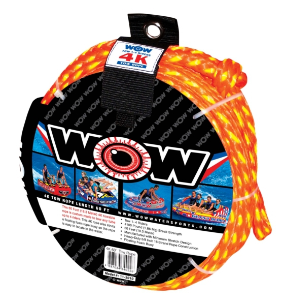 4K 60  TOW ROPE by:  Wow Part No: 405725 - Canada - Canadian Dollars