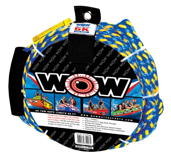 6K 60  TOW ROPE by:  Wow Part No: 409378 - Canada - Canadian Dollars