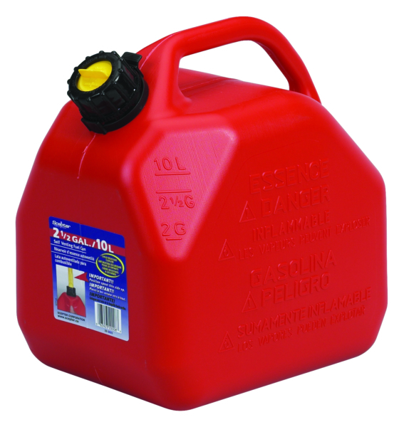 10 LITRE JERRY CAN by:  Scepter Part No: 7079 - Canada - Canadian Dollars