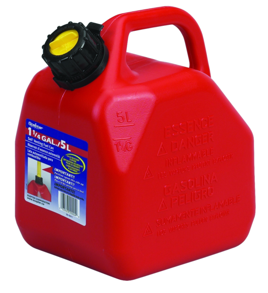 5 LITRE JERRY CAN by:  Scepter Part No: 7081 - Canada - Canadian Dollars