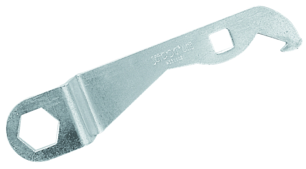 GALVANIZED PROP WRENCH by:  SeaDog Part No: 531112# - Canada - Canadian Dollars