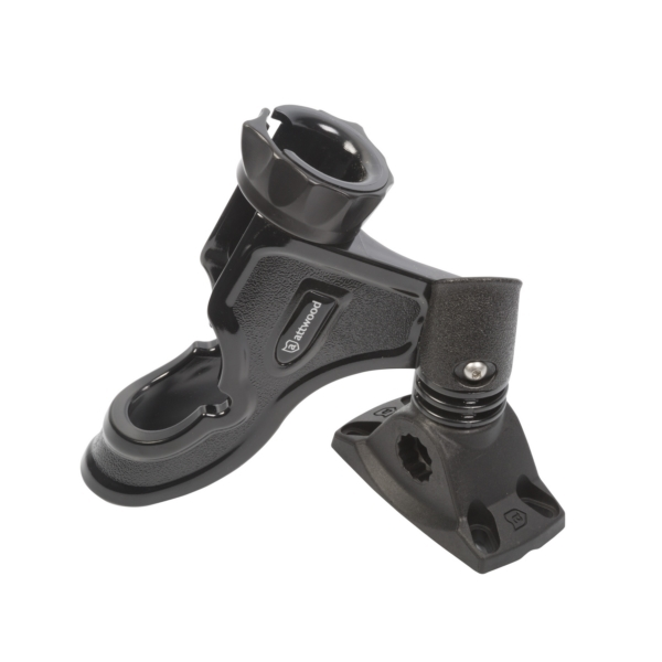 PRO SERIES ROD HOLDER SIDE MT.BLACK by:  Attwood Part No: 5010-4 - Canada - Canadian Dollars
