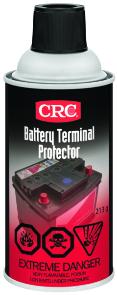BATT Y TERM. PROTECTOR 213G AEROSOL by:  CRC Part No: 75046 - Canada - Canadian Dollars