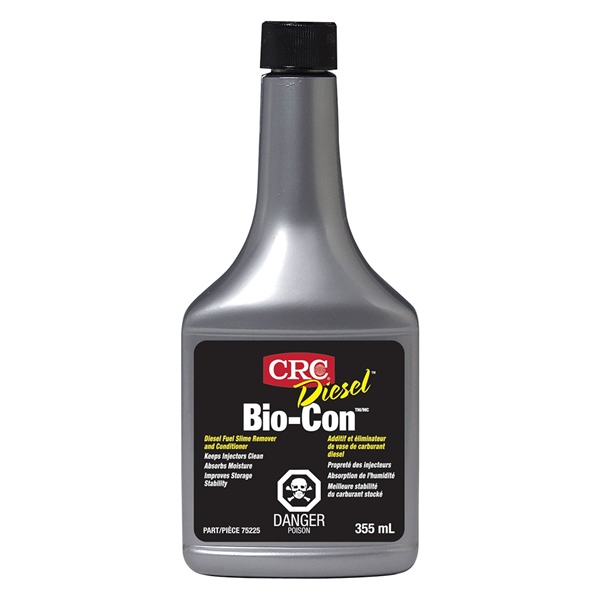 BIO-FUEL COND. 355ml BOTTLE by:  CRC Part No: 75225 - Canada - Canadian Dollars