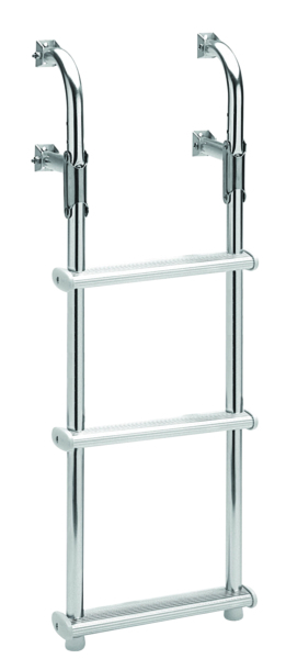 LADDER COMPACT TRANSOM 3 STP by:  Garelick Part No: 18018:01 - Canada - Canadian Dollars