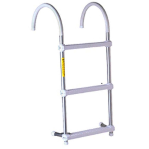 GUNWALE HOOK LADDER - 4 STEP by:  Garelick Part No: 05047:01 - Canada - Canadian Dollars
