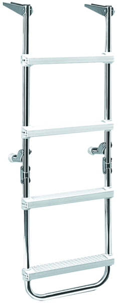 PONTOON FOLDING LADDER 2-4 STEP by:  Garelick Part No: 12150:01 - Canada - Canadian Dollars