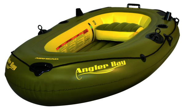ANGLER BAY INFLATABLE BOAT by:  AirheadSportsstuff Part No: AHIBF-03 - Canada - Canadian Dollars
