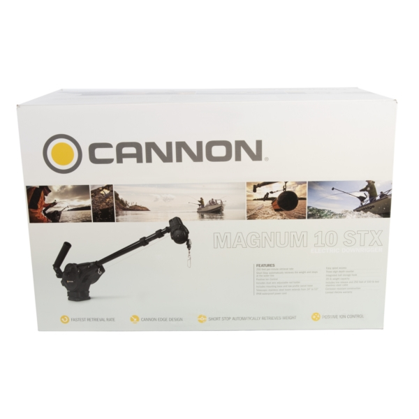 Magnum 10 STX by:  Cannon Part No: 1902305 - Canada - Canadian Dollars
