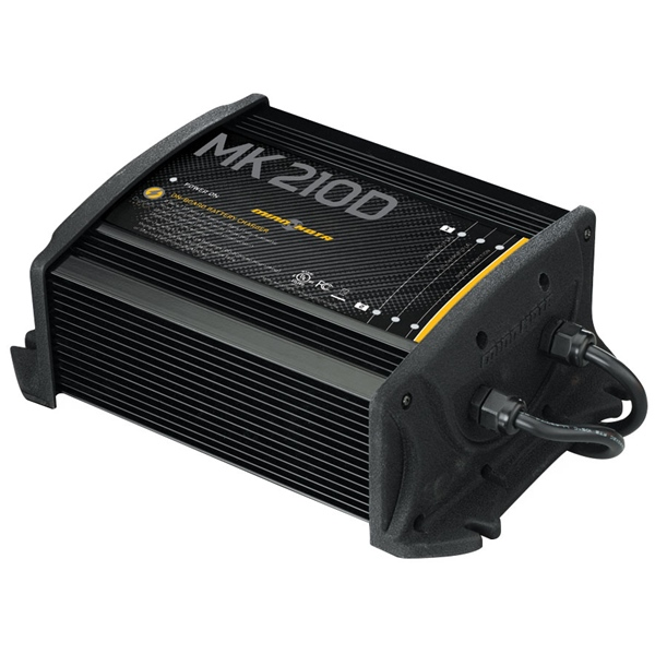 MK-210D (2 bank x 5 amps) by:  MinnKota Part No: 1822105 - Canada - Canadian Dollars