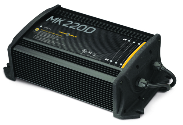MK-220D (2 bank x 10 amps) by:  MinnKota Part No: 1822205 - Canada - Canadian Dollars