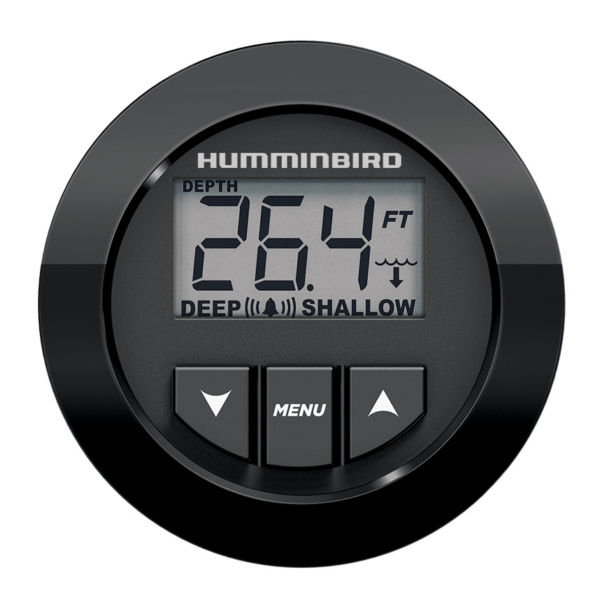 HDR650 Digital Depth Gauge by:  Humminbird Part No: 407860-1 - Canada - Canadian Dollars