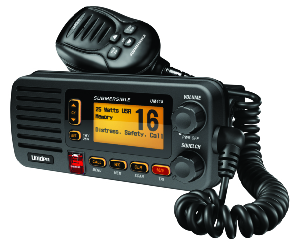 Fixed mount vhf radio by:  Uniden Part No: UM415BK - Canada - Canadian Dollars