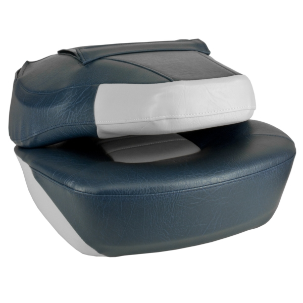 Fish Pro 100 Folding Chair Blue & Grey by:  Springfield Part No: 1041631 - Canada - Canadian Dollars