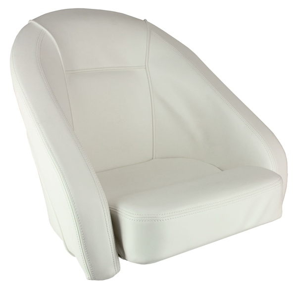 Sport Bucket Chair, White by:  Springfield Part No: 1043501 - Canada - Canadian Dollars